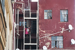 Down Stairs (Lauren Barkume) Tags: africa southafrica photowalk artdeco johannesburg joburg 2012 gauteng johanesburg eastrand photowalkers laurenbarkume gettyimagesmeandafrica1
