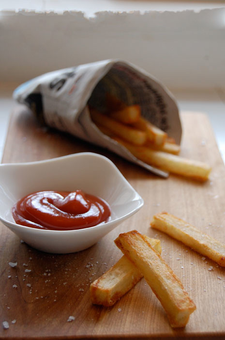 Cooked-Fries