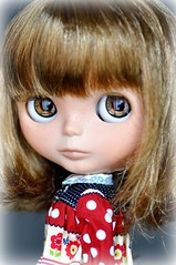 My 1st Custom Girl by other customizers...*Dori**