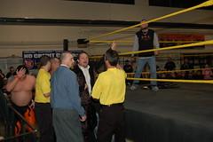 OCW 2-18-2012 Newark 255 (ocwpictures) Tags: ohio matt championship little sassy wrestling mason joe newark armory wwe stephie tna ocw
