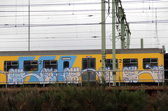 graffiti (wojofoto) Tags: amsterdam train graffiti petro trein traingraffiti wojofoto