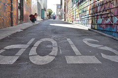 Do not STOP your passion (osho9891742) Tags: sanfrancisco usa 28mm   photowalking nikond90  20100918 oshosvacation