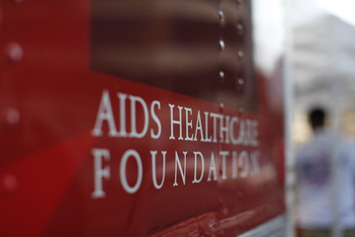 AIDS Healthcare Condom Distribution Tour