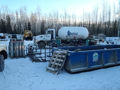 Propane (jasonwoodhead23) Tags: bottles alberta propane oilfield tanks