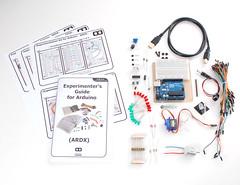 Adafruit ARDX - v1.3 Experimentation Kit for Arduino (adafruit) Tags: 170 arduino