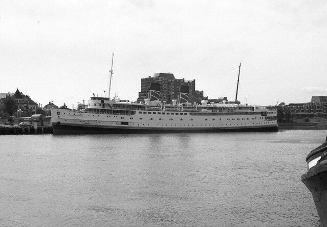 "The ""Princess Marguerite II"" - 2"