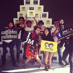 ขอขอบคุณรายการ #ทีเด็ดเมืองไทย ที่เข้ามาทานอาหารและถ่ายรายการที่ร้านนะครับ #JMcuisine