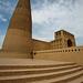 Emin Minaret (Imin Ta or Su Gong Ta), Turpan, Xinjiang, China