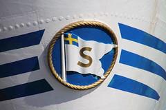 Swedish Flag (monchoparis) Tags: canon eos boat barco ship sweden stockholm schweden sverige swedishflag bateau estocolmo suecia suède スウェーデン svezia 500d ruotsi 스웨덴 스톡홀름 isveç 瑞典 швеция ストックホルム שבדיה стокгольм السويد 斯德哥尔摩 ستوكهولم stockholmsstad tamron18270 स्वीडन סטוקהולם स्टॉकहोम