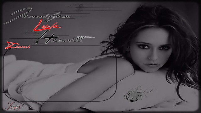 WALLPAPER - JENNIFER LOVE HEWITT