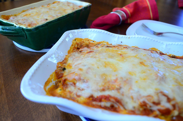 2012-03-02 Lasagna For Two 089