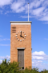 Clocktower (Ness Brady) Tags: clock sunshine clocktower 3020 melbswest sunshineharvesterworks