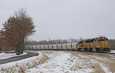 LTS-71 at Wyeville (Philip_Martin) Tags: wisconsin adams pacific sub union line wi subdivision
