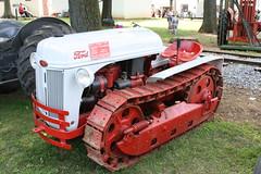 IMG_6989 (Cale Leiphart) Tags: ford conversion pennsylvania farm 1952 crawler kinser roughandtumble 2011 8n