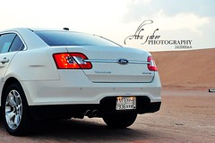 my car (abdullah-f) Tags: sel taurus 2011