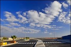 Mejillones Chile - Filtro Polarizador Circular (Victorddt) Tags: chile blue sky clouds nikon cielo nubes contraste polarizer mejillones filtro polarizador iiregin d3100
