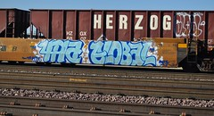 4pla,Global x2 (DirtyToes!!!) Tags: graffiti graf crew empire gods dts ie inland herzog piggyback global stacker intermodal fukit kider 4pla
