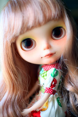 We are still here~ (* MeiMei * commission list closed) Tags: life snowflake fashion milk plastic busy blythe custom meimei sonata rbi