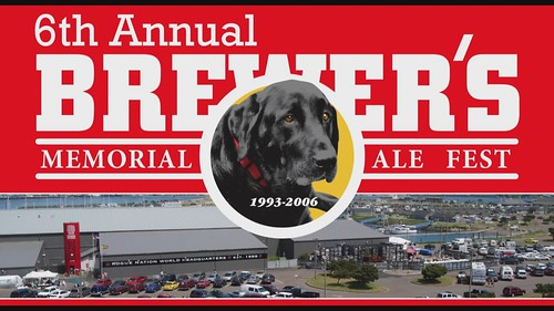 6th Annual Brewers Memorial Ale Fest