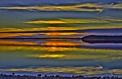 Dream Lake (Kansas Poetry (Patrick)) Tags: color rocks bands lawrencekansas clintonlake patrickemerson patricknancycrazybusy