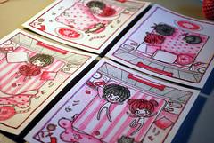 proceso, Pntelo, Autumn Society Mxico (Anita Mejia) Tags: show sex illustration mexico expo mtv condon chocolatita anitamejia autumnsociety