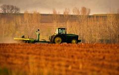 corn nikon midwest farm country iowa planter johndeere d90