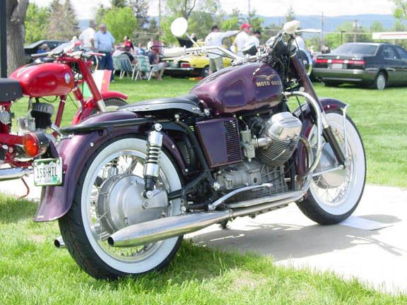 Moto Guzzi Colorado