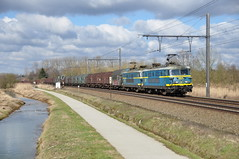 2618+2607, Zichem (RobbyH83) Tags: 26 nmbs bcargo