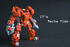 It's Mecha Time (IcedPlusCoffee) Tags: lego hard suit moc hardsuit