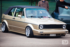 """Golf Mk1 Cabrio • <a style=""""font-size:0.8em;"""" href=""""http://www.flickr.com/photos/54523206@N03/7105904581/"""" target=""""_blank"""">View on Flickr</a>"""