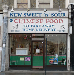 New Sweet n Sour, Goldhawk Road W12 (Emily Webber) Tags: london chinese shops westlondon w12 shopfronts goldhawkroad hammersmithandfulham londnshopfronts