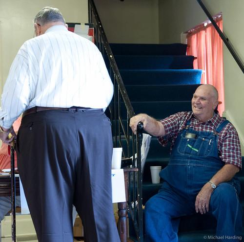 Old Man Butt