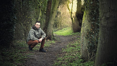 SP: In The Woods (SimonRobson) Tags: lighting light portrait urban 3 selfportrait color colour simon fashion forest photoshop self canon woodland photography eos lights photo clothing model woods photographer photos d mark 5 exploring iii ps lincolnshire clothes professional explore sp portraiture lincoln pro 5d robson nik portfolio exploration mk selfie mkiii mk3 mark3 markiii selfies cs6 explored efex canon5dmkiii 5d3 5diii