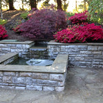 """Modern Water Feature by Greenhaven Landscapes <a style=""""margin-left:10px; font-size:0.8em;"""" href=""""http://www.flickr.com/photos/117326093@N05/13651135615/"""" target=""""_blank"""">@flickr</a>"""