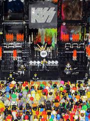Rock and Roll All Night (When lost in.....) Tags: toy toys illinois kiss bricks legos schaumburg build landoflincoln brickworld letsbuildsomething 2013brickworldchicago