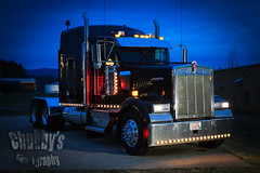 Kenworth (Chubby's Photography) Tags: usa tractor truck semi semitruck kenworth americantruck northamericatruck