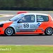 Norfolk N Chance Race Team - Aaron Harding/David  Slater - Renault Clio