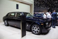 Rolls-Royce Phantom Long Wheelbase (Lucinho Photography) Tags: auto canon photography eos long salone rolls phantom ginevra royce wheelbase 2013 lucinho 18135mm 60d efs18135mmis