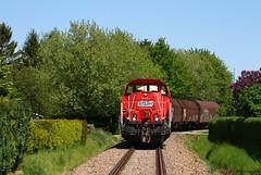 261 075 (Drehstromkutscher) Tags: train br eisenbahn railway zug db cargo bahn trainspotting deutsche 216 railfanning baureihe gravita voith