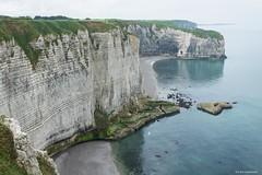 Etretat-19 (larslaskowski) Tags: frankreich normandie tretat kreidefelsen
