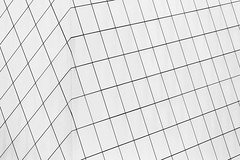The Rock and Roll Hall of Fame Museum (jbarry5) Tags: blackandwhite abstract monochrome architecture geometry cleveland clevelandohio rockandrollhalloffame downtowncleveland clevelandarchitecture therockandrollhalloffamemuseum