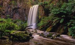 hopetoun (aldog1977) Tags: sky water waterfall rocks forrest lee ferns waterscape otway longexp