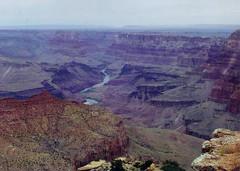 River and Canyon (RockN) Tags: arizona grandcanyon flagstaff coloradoriver theworkgoeson