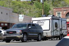 Long Day (twm1340) Tags: travel arizona sunday may az jerome trailer gmc roo rockwood 2016