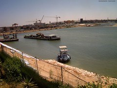 Snapshot-New-Assiut-Barrage-Construction (New Assiut Barrage and Hydropower Plant Project) Tags: webcam construction egypt barrage hydropower assiut waterresources