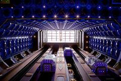 Transport (Gerald Wollner) Tags: blue costa canon ship elevator transport diadema blau schiff crusade aufzug kreuzfahrt canoneos6d