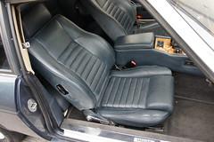 Passenger seat (Pim Stouten) Tags: auto car restore vehicle jag restoration xjs jaguar macchina coup restauratie wagen pkw vhicule