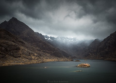 Black Coruisk (Roksoff) Tags: landscape islands scotland isleofskye innerhebrides ridge cuillins cuillin elgol scottishhighlands sgurralasdair camasunary lochcoruisk 70200mmf28 lochscavaig sgurrnastri leefilters nikond810 sgurrnaeag