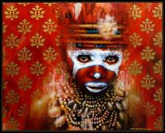 Dale Grimshaw (Gramgroum) Tags: show street art saint graffiti marseille dale galerie m exposition papou laurent grimshaw puces papoua