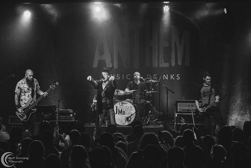 Jacob Martin Band - May 20, 2016 - Hard Rock Hotel & Casino Sioux City
